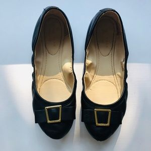 Cole Haan Grand OS Emory Bow Ballet Flat
